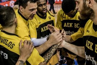 J.Mačiulis kukliai prisidėjo prie AEK pergalės