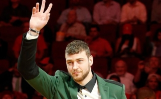 NBA yra verslas: D. Motiejūnas išmainytas – lietuvis palieka Hjustoną
