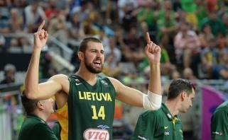 Lietuvos ir JAV pergalių prognozės ketvirtfinalyje
