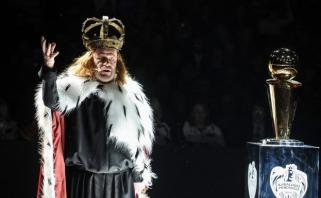 Karaliaus Mindaugo taurė lygiuojasi į geriausius Europoje