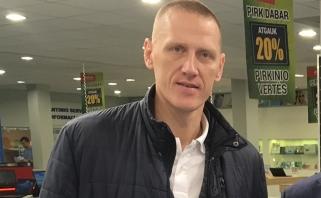 """""""Ryto"""" sporto direktoriumi gali tapti D.Zavackas"""