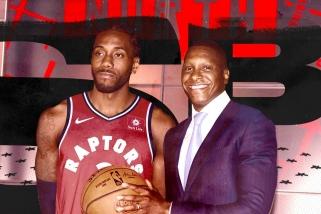 """""""Raptors"""" prezidentas atsisakė pasakiškų """"Wizards"""" pinigų ir liks Toronte"""