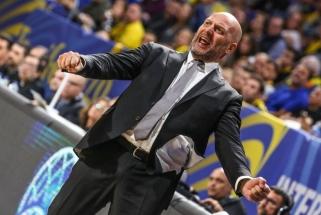 A.Džordževičius – apie dramatišką situaciją Italijoje, leidimus treniruotėms ir sezono pabaigą