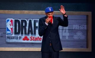 Džiaugsmo ašaros: dėl sunkios ligos į NBA nepatekusiam I.Austinui leista žaisti