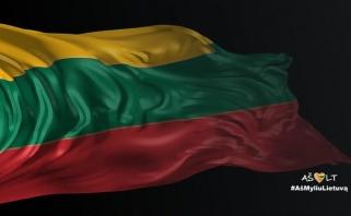 """""""Aš myliu Lietuvą"""": garsūs krepšininkai ugdys visuomenės patriotiškumą"""