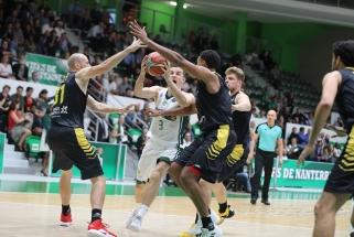 A.Juškevičiaus komanda FIBA Čempionų lygoje lieka be pergalių