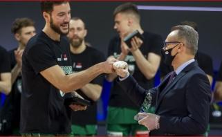 """Žalgirio"" prancūzas – KMT finalo ketverto MVP"