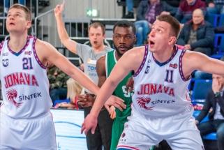 Paskutinis NKL aštuntfinalio MVP - geriausią mačą sužaidęs A.Jankaitis