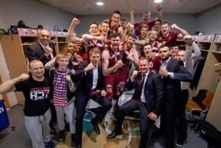 """""""Lietkabelis"""" įveikė """"Lietuvos rytą"""" ir žais finale (R.Kurtinaitis: liko tik pavadinimas)"""