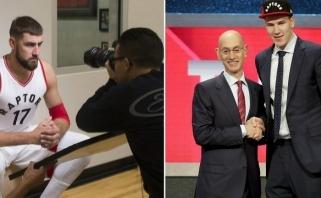 """Konkurentas J.Valančiūnui? """"Raptors"""" trenerį sužavėjo Austrijos supertalentas"""