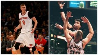 A.Sabonį pralenkęs K.Porzingis tapo NBA rekordininku