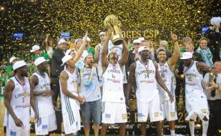 Limožo klubas apgynė Prancūzijos čempionų titulą