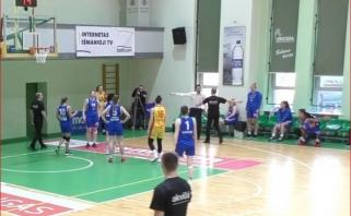 """Trenerio išvarymu paženklintame mače - dar vienas """"Fortūnos"""" tritaškių rekordas"""