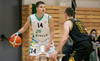 """""""TOPsport–RKL"""" savaitgalis: kylantis Vilniaus klubas ir stebinantys """"Biržai"""""""