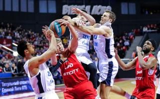 """Sankt Peterburge vyks turnyras, kuriame dalyvaus """"lietuviškas"""" """"Lokomotiv"""" bei du Eurolygos klubai"""