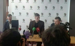 K.Porzingis oficialiai pažadėjo atstovauti Latvijos rinktinei Eurobasket2017