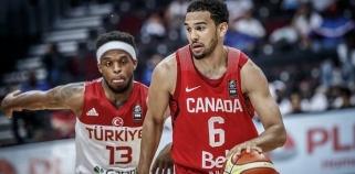Atrankos turnyre Filipinuose kanadiečiai įveikė turkus