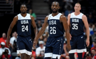 JAV rinktinės vadovas kreipėsi į FIBA ir TOK: nori žaidėjų registracijos taisyklių pakeitimų