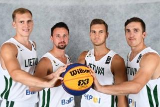 Paaiškėjo pirmosios trijulių rinktinės, kurios varžysis olimpiadoje, lietuvių laukia nuožmi atranka