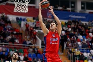 """CSKA grįžo į pergalių kelią įveikdamas """"Žalgirio"""" skriaudikus"""