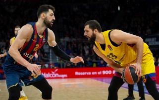 """""""Barcelonos"""" žvaigždė N.Mirotičius - Ispanijos pirmenybių sezono MVP"""