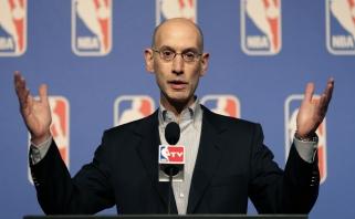 Naujajame NBA turnyre sezono metu gali būti kovojama ir dėl papildomo šaukimo