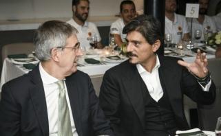 """Eilinis """"Panathinaikos"""" kaprizas vėl baigėsi šnipštu - Graikijois grandas lieka Eurolygoje"""