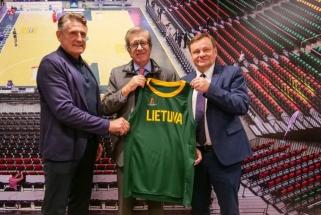 LKF planuose – draugiškas turnyras Lietuvoje su Ispanijos rinktine