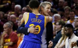 S.Kerras: S.Curry - vienas unikaliausių žaidėjų istorijoje