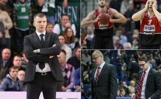 """""""Lietuvos rytas"""" vardan trenerio reputacijos paaukojo Europos taurę? (interviu)"""