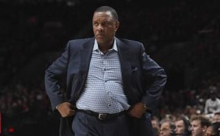 """Zionas turės naują trenerį: """"Pelicans"""" atleido A.Gentry"""