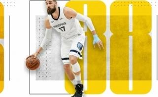Geriausių NBA žaidėjų šimtukas: pateko du lietuviai, MVP išvertė iš sosto LeBroną