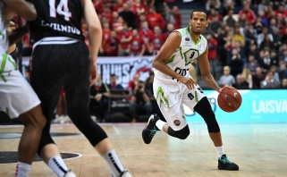 Karjerą baigė lietuviams puikiai pažįstamas S.Mejia: ačiū, krepšini, kad įgyvendinai berniuko svajonę