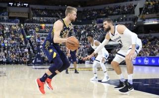 NBA čempionate – ankstyvos Lietuvos krepšininkų akistatos
