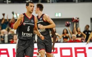 A.Kulbokos klubas iškovojo pirmą pergalę FIBA čempionų lygoje