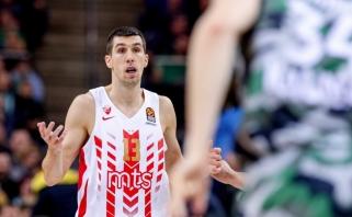 Serbai triumfavo Akropolio taurės turnyre