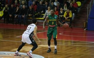 """""""Nevėžis"""" įveikė Rusijos klubą ir užsitikrino vietą kitame FIBA Europos taurės etape"""