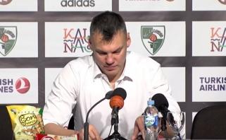 """""""Žalgiris"""" nutraukė """"Panathinaikos"""" 5-ių iš eilės pergalių seriją Eurolygoje (komentarai)"""