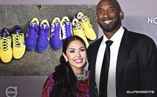 """Baigėsi K.Bryanto kontraktas su """"Nike"""", našlė nutarė jo nepratęsti"""