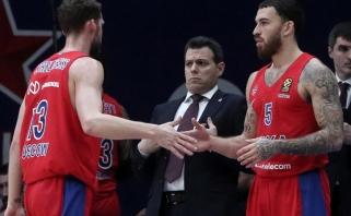 CSKA bosas pripažino – tiek konfliktų komandoje dar nebuvo nė vieną sezoną