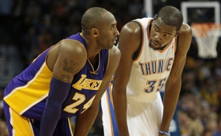 K.Durantas: Jordanas ir Bryantas geresni už bet kurį kada nors žaidusį krepšinį