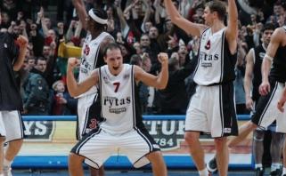 Europos taurės ketvirtfinalio belaukiant: istorinė Vilniaus ir Valensijos klubų akistata