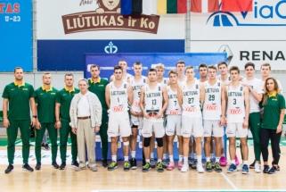 Lemiamame Baltijos taurės turnyro mače lietuviai nusileido turkams