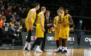 A.Wrightas: tikiu, kad L.Birutis vieną dieną bus NBA žaidėjas