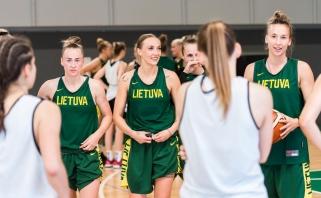 Baltijos taurės turnyre lietuvės iškovojo pirmąją pergalę
