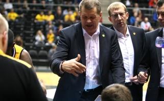 """A.Sireika apie pirmąją """"Šiaulių"""" sezono pusę: pradžia buvo optimistinė"""
