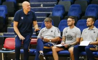 """R.Kurtinaitis paaiškino, kodėl su CSKA lygiai kapojęsi """"Chimki"""" buvo sutriuškinti 30 taškų"""