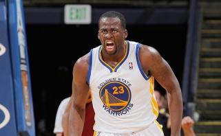 Gražiausias antrųjų NBA finalo rungtynių epizodas - blokas L.Jamesui