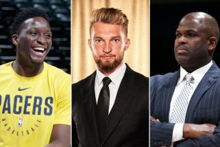 """Stipriai patobulėjusiam Saboniui - vieta starto penkete ir """"Pacers"""" žvaigždės komplimentai"""