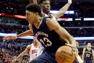 NBA savaitės geriausieji - J.Butleris ir A.Davisas